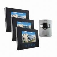 Cheap Video door phones with 7-inch color display screen for sale