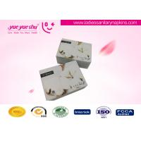 Quality Bio Herbal Medicated Lady Anion Napkin Pads White / Custom Color Available wholesale