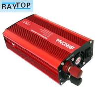 Cheap Solar 800w Car Power Inverter Red Colour Auto Power Inverter With USB 5v 1A wholesale