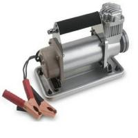 China Oil Free 12 Volts Air Compressor , 150psi Metal Air Pump With Crocodile Clip on sale