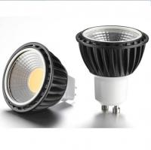 China led GU10 COB 5.5W  reflector spot light led light bulb on sale