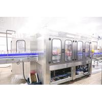 China Turkey 3 in 1 Automatic beverage pulp juice production line glass bottle juice filling machine on sale