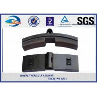 Cheap Railroad Cast Iron Brake Blocks for Train Rail for sale