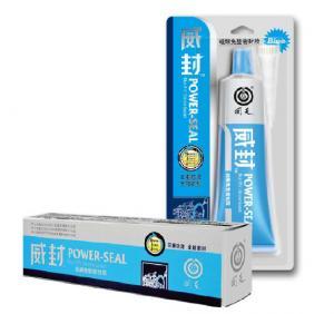 China Blue Gasket Maker Sealant for gasket sealing , oil pan gasket maker Blue on sale