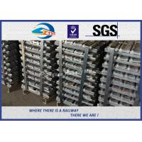 High Quality Railway Fish Plate For BS100A Rail British Standard BS47-1 Joint