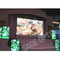 Cheap Exhibition P3 Full Color Led Display Video Wall , Hd Led Screen Fixed Installation for sale