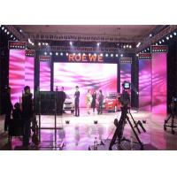Cheap rgb video walls high contrast  P3.91 SMD2121 commerical rental usage with control system wholesale