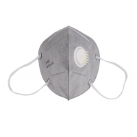 Cheap Healthy Breathing Dustproof High Quality Kn95 Grey Face Mask for sale
