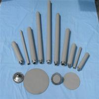 China titanium cartridge filters, water filter buy,   sintered metal filters, purity filters on sale