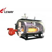 Cheap Energy Saving Hot Water Gas Boiler Atmospheric Pressure PLC Programmable Control for sale