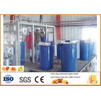 China Food Grade Small Orange Juice Production Line ISO9001 on sale