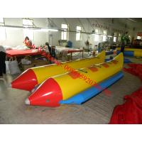 Cheap cheap inflatable boat inflatable water banana boat inflatable banana boat for sale