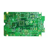China High Frequency Fr4 Multilayer PCB Manufacturing Process / Multilayer Pcb Design on sale