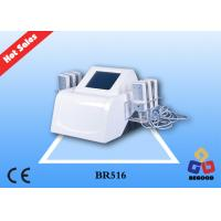 Cheap 100mW Output Energy Laser Body Slimming Machine With Mitsubishi ML101J27 Diodes wholesale