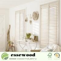 Cheap Poly Decor Home Decor Vinyl Shutter for sale