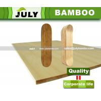 China 12x48 Bamboo skateboard veneer on sale