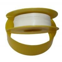 Cheap Gasket tape mechanical sealing tape 19mm * 0.20mm * 15m PTFE parts with different roll color is available for sale