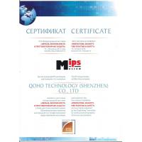 Shenzhen QOHO Electronics Co.,Ltd Certifications