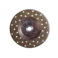 Cheap Φ125mm Diamond Grinding Wheel With Flange , Electroplated Grinding Disc For Concrete for sale