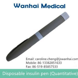 Cheap wanhai disposable injection pen/diabetes pen for sale