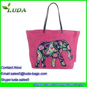 Cheap woven shopping bag for sale