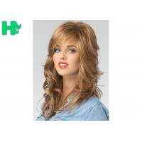 Cheap European Hair Wig Synthetic Full Head Glueless Long Heat Resistant Hair Wigs for sale
