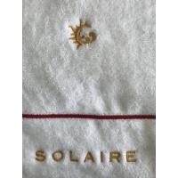 Cheap luxury hotel bath towel 80x160cm for 5 star hotels in Philippines for sale