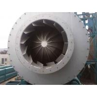 Cheap Triple Rotary Drum Dryer to dry Gypsum Calcium carbonate etc. for sale