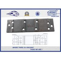 Quality Customized Surface Forged Rail Tie Plate QT500-7 Cast Rail Base Plate wholesale