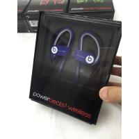 Cheap Beats by Dr. Dre Powerbeats 2 Wireless Blue-In-ear Sport Headphones from Shirely for sale