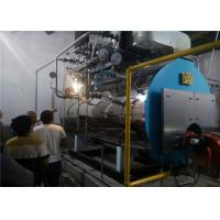 Quality High Thermal Efficiency Condensing Boiler Gas Fired Steam Boiler For Rubber wholesale