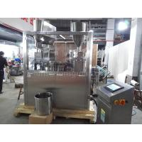 Cheap China Capsule Filling Machine Supplier With Automatic Loading Powder and Empty Capsule Device for sale