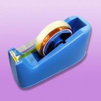 Cheap Heavy Type Desktop Tape Dispenser, Non-Slip and with Easy Cutting Blade for sale