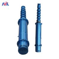 China bottom suction submersible pump types of vertical submercible water pumps set on sale