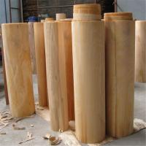 Precise Cutting Beech Veneer Sheets , Natural Beech Veneer Customized Size