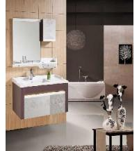 Cheap Bathroom Cabinet / PVC Bathroom Cabinet (W-213) for sale