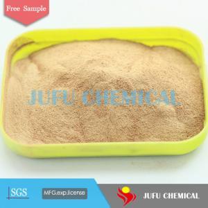 China Sodium Naphthalene Sulphonate Formaldehyde / Concrete Naphthalene Superplasticizer CAS 9084-06-4 on sale