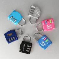 Cheap Traveling Luggage Flexible Wire Padlock Suitcase Cable Padlock Heart for sale