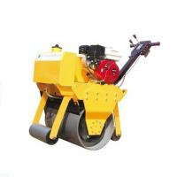 Cheap FYL-600 Single vibratory road roller with gasoline engine for sale