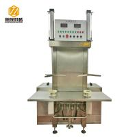 China stainless steel double head Keg washer with Steam sanitization on sale