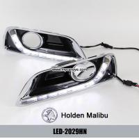 Cheap Holden Malibu DRL LED daylight driving Lights car front light upgrade for sale