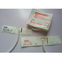 One / Two Tube Neonatal Bp Cuff , Disposable Neonatal Blood Pressure Cuff for sale