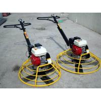 Cheap building concrete trowelling machine with high quality for sale