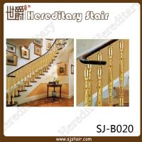 Cheap Magnificent Acrylic Balustrade for Staircase (SJ-B020) for sale