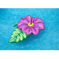 """Cheap Inflatable Summer Hibiscus Flower Lounge Pool Float for Ages 4 and Up 70"""" for sale"""