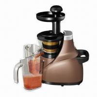 China Slow Juicer with Plastic Body Material on sale
