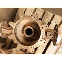 Cheap ISO , BS EN , GB horizontal centrifugal pump housing bronze sand casting for sale
