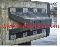 China Rubber fender, D type fender,cylindrical fender, tug boat fender, habor fender on sale