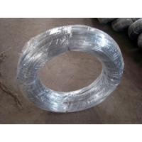 Buy cheap Electro / Hot Dipped Galvanized Steel Wire / Binding Wire Bright Soft Wire from Wholesalers