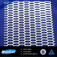 China Alumium open ceiling/ open cell ceiling and aluminum ceiling tiles 600*600 for home on sale